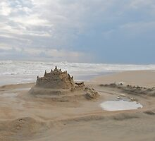 Sand Castle Beauty by dmvphotos