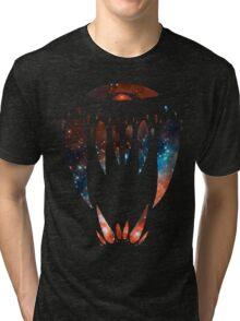 World Eater- long tooth  Tri-blend T-Shirt