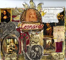 The Leonardo Improvisations by RobynLee