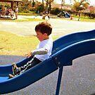 Playground Fun by Wanda Raines