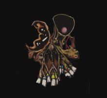 Skull #1 by darthmutt