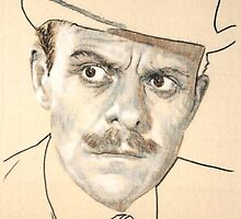 Terry-Thomas by Peter Brandt