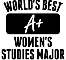 World's Best Women's Studies Major by GiftIdea