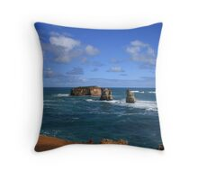 Bay of Islands Throw Pillow