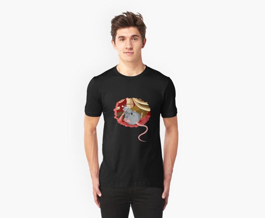Hungry Rat by Kaan Calder