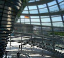 Bundestag, Berlin by Gavin Craig