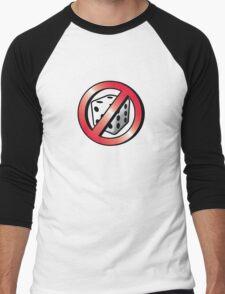 No Dice Men's Baseball ¾ T-Shirt