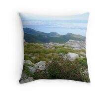 POETRY OF NATURE Throw Pillow
