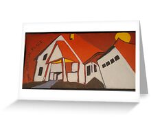 One Morton Place - Now GONE! Greeting Card
