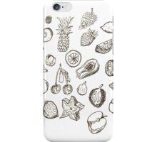 fruity iPhone Case/Skin