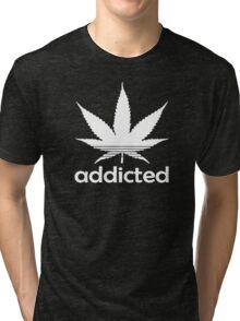 Addicted  Tri-blend T-Shirt