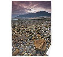Mourne Rocks Poster