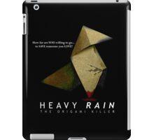 Heavy Rain - The Origami Killer iPad Case/Skin