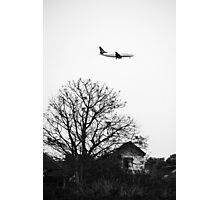 Leaving on a Jet Plane Photographic Print