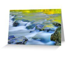 Argen River Greeting Card