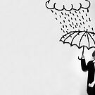 Why does it allways rain on me? by Manisch
