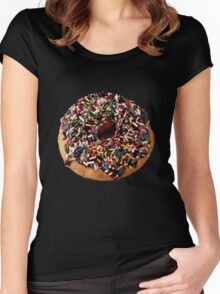 donut Women's Fitted Scoop T-Shirt