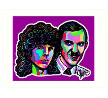 Who don't like SPARKS Art Print