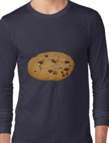 cookie Long Sleeve T-Shirt