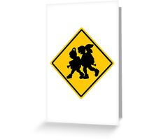 Inkling Crossings Greeting Card