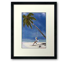 favorite tree Framed Print