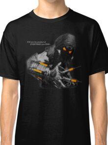 Arkham Asylum - Scarecrow Classic T-Shirt