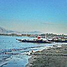Morong Seascape 1 by Angelo Aguinaldo