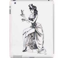 Burlesque circus iPad Case/Skin