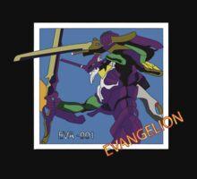 Evangelion -  by Ajmdc