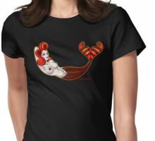 Dangerous creature  Womens Fitted T-Shirt