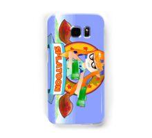 Splatoon X Sonic The Hedgehog Samsung Galaxy Case/Skin