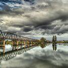 Threatening Clouds by Josh Oram