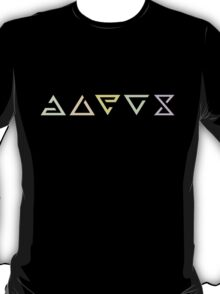 The Witcher 3 - Signs (Aard, Igni, Quen, Axii, Yrden) T-Shirt