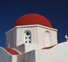 Mykonos, Greece by Gavin Craig