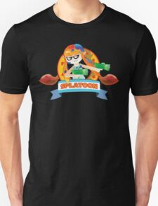 Splatoon X Sonic The Hedgehog T-Shirt