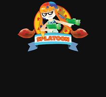 Splatoon X Sonic The Hedgehog Unisex T-Shirt