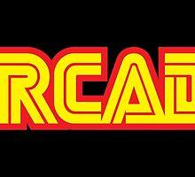 Retro Arcade by monsterplanet