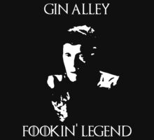 Gin Alley Fookin Legend by EvaEV