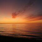 Sunset Bay by Karen K Smith