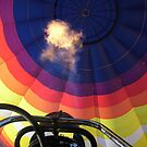 Hot Air Ballooning by Richard Keech
