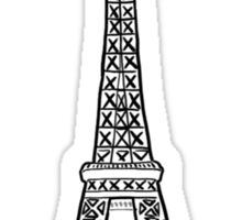 Tour Eiffel Sticker