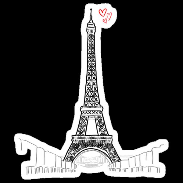 Tour Eiffel by Gordo131