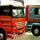 Tiny Transport by ChelseaBlue