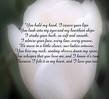 You Hold My Hand by Clive
