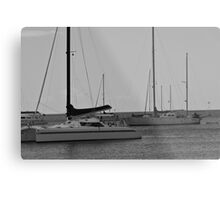 calm water 2 Metal Print