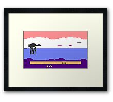 Atari Empire Framed Print
