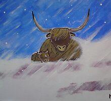 'Bleak Mid-winter' by Martin Williamson (©cobbybrook)