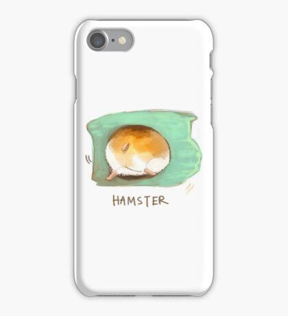 Hamster butt iPhone Case/Skin