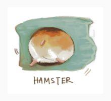 Hamster butt by derlaine