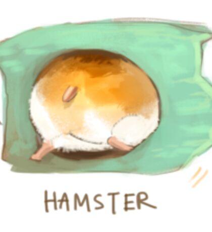 Hamster butt Sticker